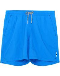 Danward - 'milos' Swim Shorts - Lyst