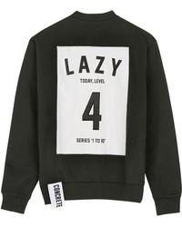 Studio Concrete - 'series 1 To 10' Unisex Sweatshirt - 4 Lazy - Lyst
