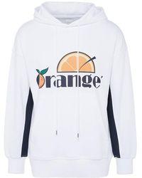 D-ANTIDOTE - 'orange' Slogan Print Unisex Hoodie - Lyst
