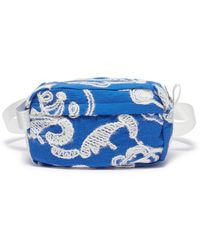 Angel Chen - Graphic Embroidered Bum Bag - Lyst