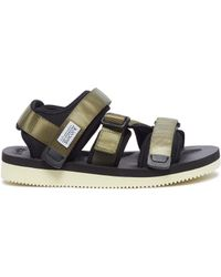 dd6367a3fb6c Suicoke -  kisee-v  Strappy Sandals - Lyst