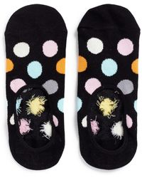 Happy Socks - Big Dot Liner Socks - Lyst