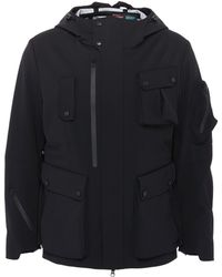 Trickcoo - Polarised window hood schoeller® unisex windbreaker jacket - Lyst