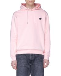 McQ - Swallow Patch Hoodie - Lyst
