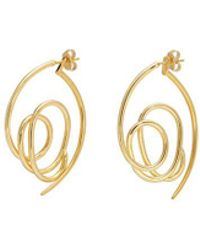 Joanna Laura Constantine - 'knot' Detachable Arc Jacket Earrings - Lyst