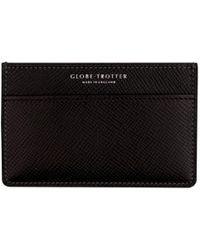 Globe-Trotter - Jet Name Card Holder – Black - Lyst