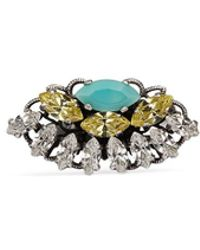 Anton Heunis | Swarovski Crystal Fan Ring | Lyst