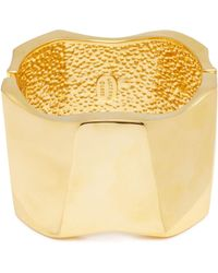 Kenneth Jay Lane - Geometric Cuff - Lyst