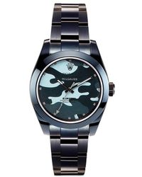 Bamford Watch Department - Rolex Milgauss Camouflage Oyster Perpetual Wach - Lyst