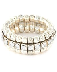 Philippe Audibert - 'greene' Swarovski Crystal Ring - Lyst