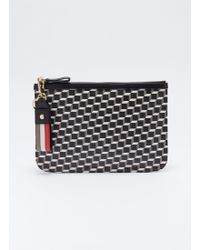 Pierre Hardy - 'cube Perspective' Print Keychain Pouch - Lyst