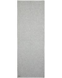 Janavi - Tartan Plaid Merino Wool Scarf - Lyst