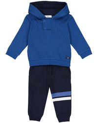 La Redoute - Hoodie And Joggers Outfit, 1 Month-3 Years - Lyst