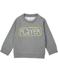 La Redoute - Crew Neck Sweatshirt, 1 Month-3 Years - Lyst