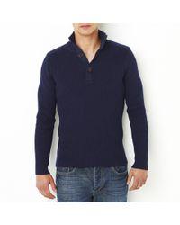 La Redoute - Standard Cotton Jumper/sweater - Lyst