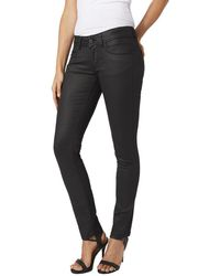 Pepe Jeans - New Brooke Coated Slim Fit Trousers - Lyst
