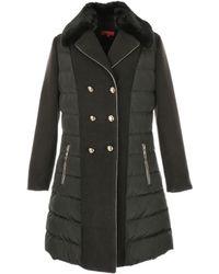 Rene' Derhy - Mid-length Coat - Lyst