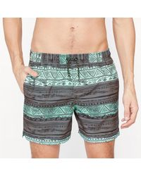 Oxbow - Vurto Swim Shorts - Lyst