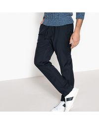 La Redoute - Joggers With Elasticated Waist - Lyst
