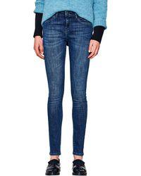 Esprit - Slim Fit Jeans - Lyst