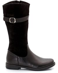 La Redoute - Suede Boots - Lyst