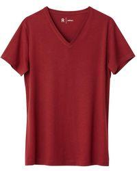 LA REDOUTE | Cotton Crew Neck T-shirt | Lyst