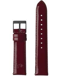 Larsson & Jennings - 20mm Red/black - Lyst