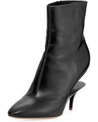 Maison Margiela - Split-heel Calf 85mm Bootie - Lyst