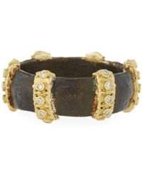 Armenta - Sueno 18k Artifact-inspired Diamond Ring - Lyst