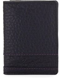 Robert Graham - Hereford Leather Card Case - Lyst