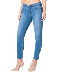 Nicole Miller - High-rise Skinny Jeans - Lyst