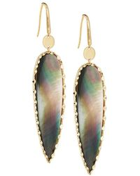 Lana Jewelry - Elite Mystiq Ovate Earrings - Lyst