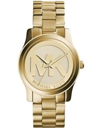 MICHAEL Michael Kors - 43mm Jet Set Bracelet Watch - Lyst
