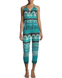 Calypso St. Barth - Cappi Sleeveless Jumpsuit - Lyst