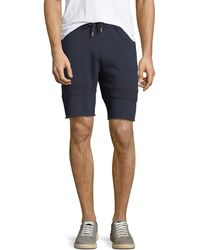 Sovereign Code - Men's Packer Quilted Terry Shorts - Lyst