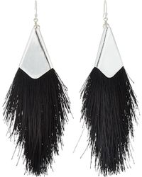 Nakamol - Fringe Drop Earrings - Lyst
