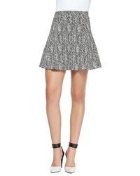Theory Icon - Doreene K Tweed Skirt - Lyst