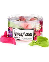 Neiman Marcus - 35-piece Hair Tie & Headband Set - Lyst