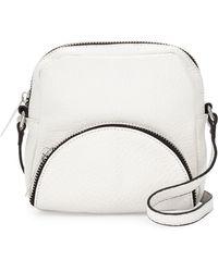 L.A.M.B. - Jillian Leather Crossbody Bag - Lyst
