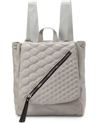 Cynthia Vincent - Irene Quilted-flap Backpack - Lyst