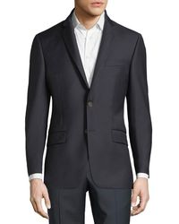 Hickey Freeman - Single-breasted Wool Sport Coat - Lyst