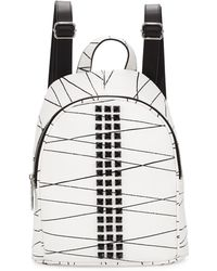 L.A.M.B. - Jessa Studded Leather Backpack - Lyst