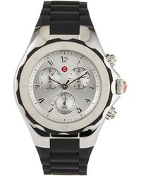 Michele - Tahitian Large Jelly Bean Chronograph - Lyst