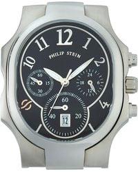 Philip Stein - Classic Chronograph Watch Head - Lyst