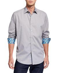 Robert Graham - Men's Dorsal Long-sleeve Sport Shirt - Lyst