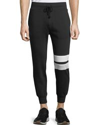 Threads For Thought - Men's Bentley French Terry Cotton Jogger Pants - Lyst