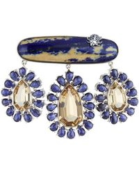 Stephen Dweck - Elongated Lapis - Lyst