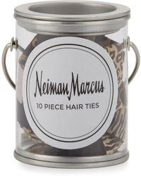 Neiman Marcus - Assorted Animal Hair Ties - Lyst