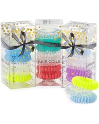 Neiman Marcus - Three-pack Assorted Hair Coil Gift Set - Lyst