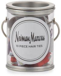 Neiman Marcus - Assorted Jewel Hair Ties - Lyst